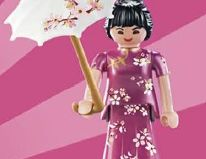 Playmobil - 70160v12 - Geisha