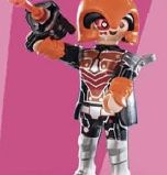 Playmobil - 70160v3 - space warrior