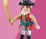 Playmobil - 70160v4 - Pirate Woman
