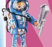 Playmobil - 70160v5 - Astronaut woman