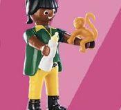 Playmobil - 70160v7 - Zookeeper