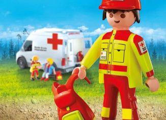 Playmobil - 9545 - Red Cross of Flanders