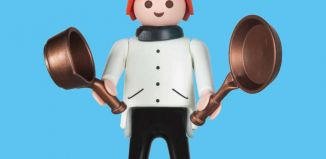 Playmobil - 30792404 - Chef