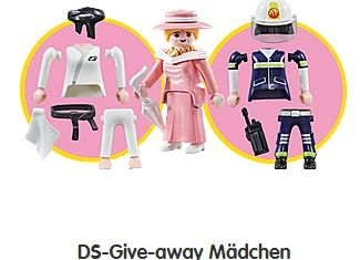Playmobil - N/A - DS-Give-away