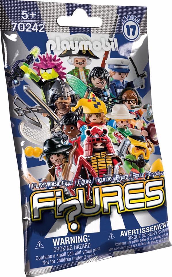Playmobil 70242 - Figures Series 17 - Boys - Box