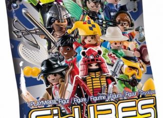 Playmobil - 70242 - Figures Series 17 - Boys