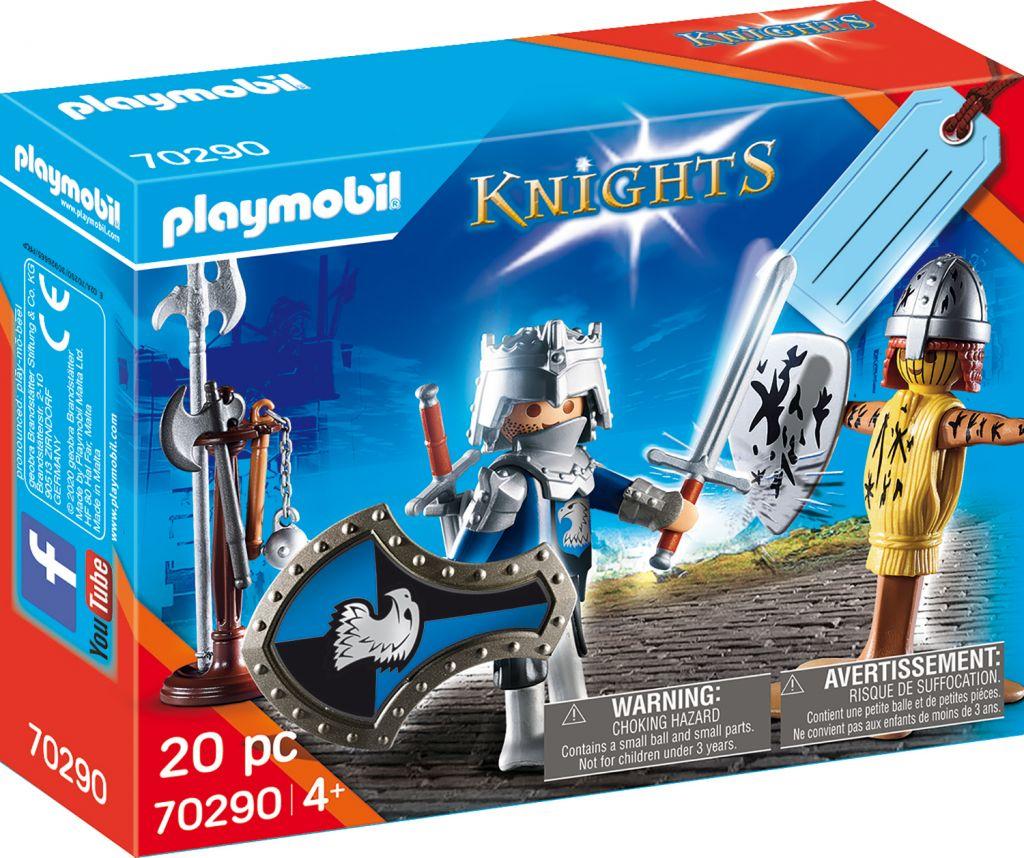Playmobil 70290 - GiftSet Knight - Box