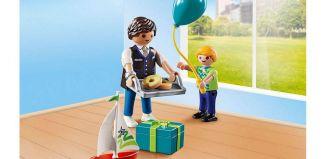 Playmobil - 70333-gre - Godfather