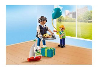 Playmobil - 70333-gre - Godfather