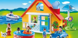 Playmobil - 9527 - Holiday Home