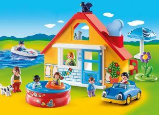 Playmobil - 9527 - Holiday Home