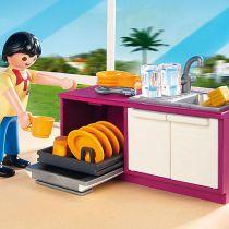Playmobil - Cocina de ricos
