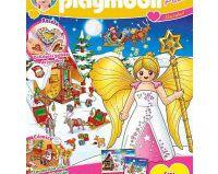 Playmobil - PLAYMOBIL PANNINI 02 ROSA - Christmas Angel