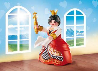 Playmobil - 70239 - Queen of Hearts