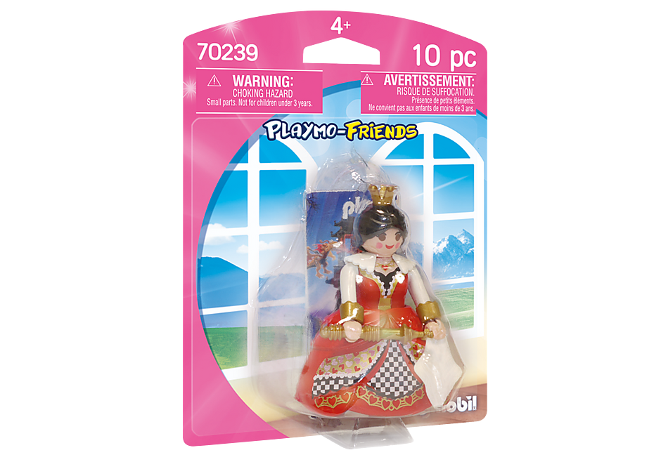 Playmobil 70239 - Queen of Hearts - Box