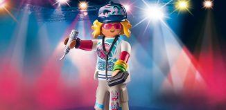 Playmobil - 70237 - Rapper