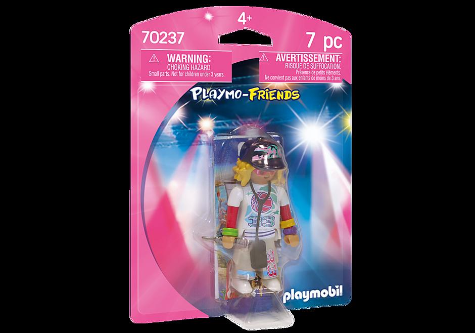 Playmobil 70237 - Rapper - Box