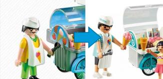 Playmobil - El sucesor del carrito