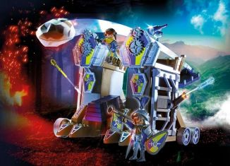 Playmobil - 70391 - Novelmore Mobile Fortress