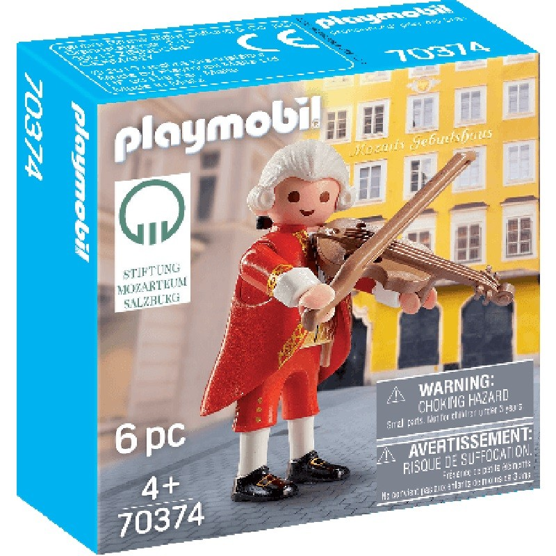 Playmobil 70374 - Mozart - Box