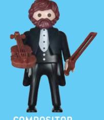 Playmobil - 30792564 - Composer