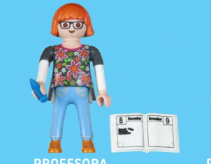 Playmobil - 30792574 - Teacher