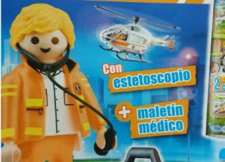 Playmobil - R043-30794254 - Urgency Doctor