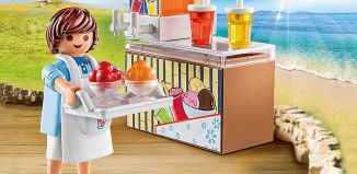 Playmobil - 70251 - Slush-Ice Vendor
