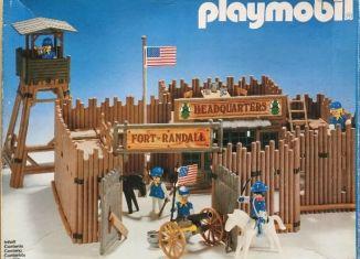 Playmobil - 3419V2 - Fort Randall