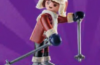 Playmobil - 70243V12 - Woman with racket