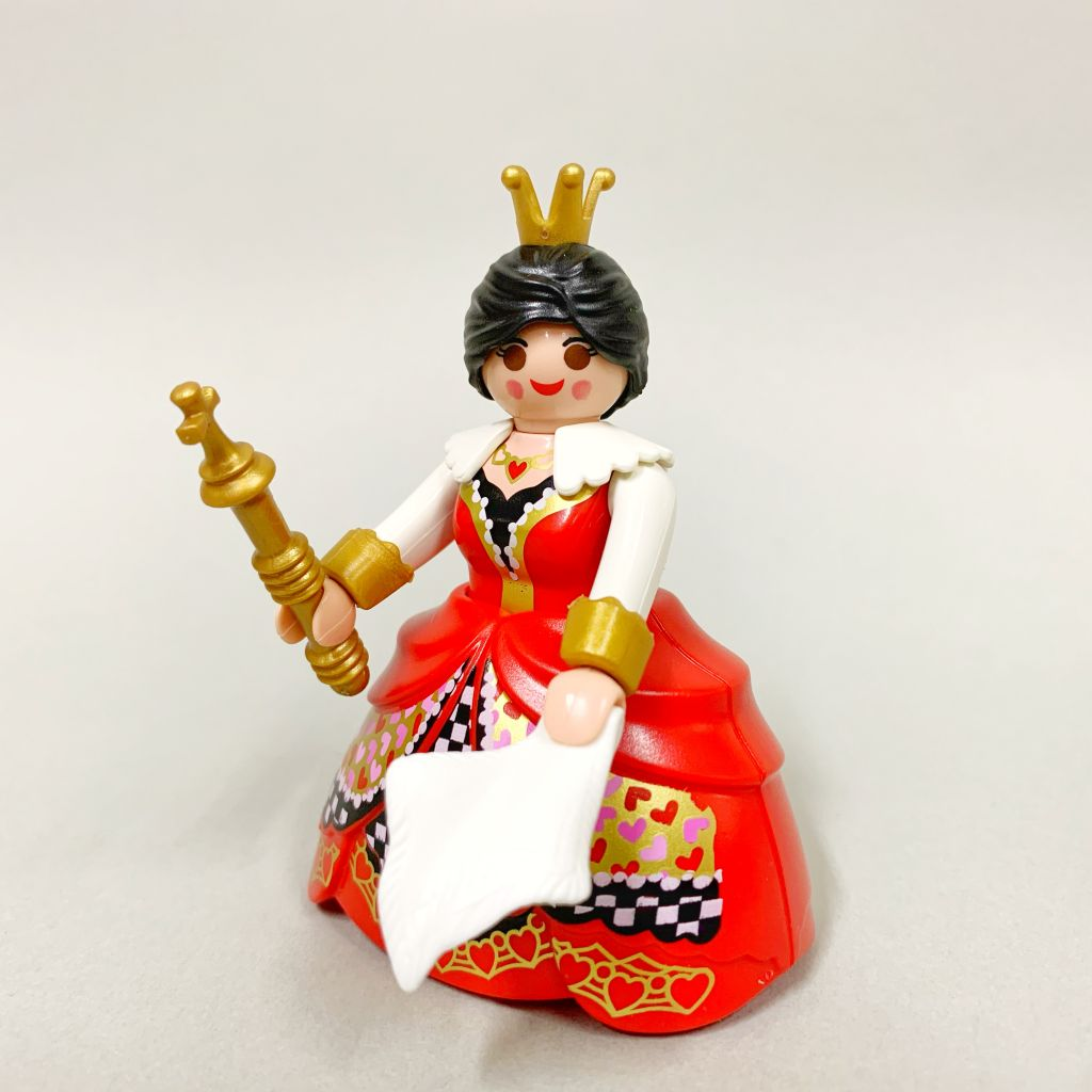 Playmobil 70239 - Queen of Hearts - Back