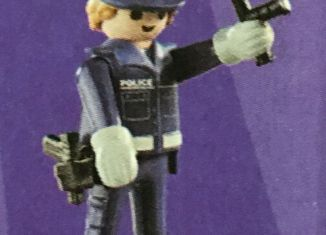 Playmobil - 70242v11 - Policeman with Baton