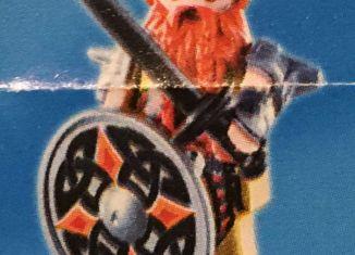 Playmobil - 70025v4 - Dwarf Warrior