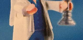 Playmobil - 70025v5 - Sleepyhead Man in Pyjamas