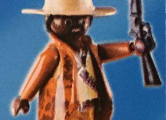 Playmobil - 70025v9 - Ethnic Cowboy / Adventurer