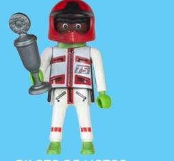 Playmobil - 30792594 - Motorider