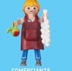 Playmobil - 30792614 - Merchant