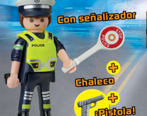 Playmobil - 30794334 - Police man