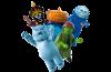 Playmobil - 70288 - SCOOBY-DOO! Mystery Figures (Series 1)