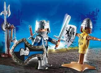 Playmobil - 70290 - GiftSet Knight