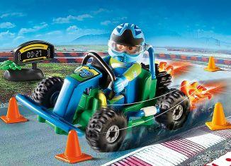 """Playmobil - 70292 - Geschenkset """"Go Kart-Rennen"""""""