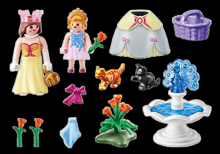 Playmobil 70293 - Princess Gift Set - Back