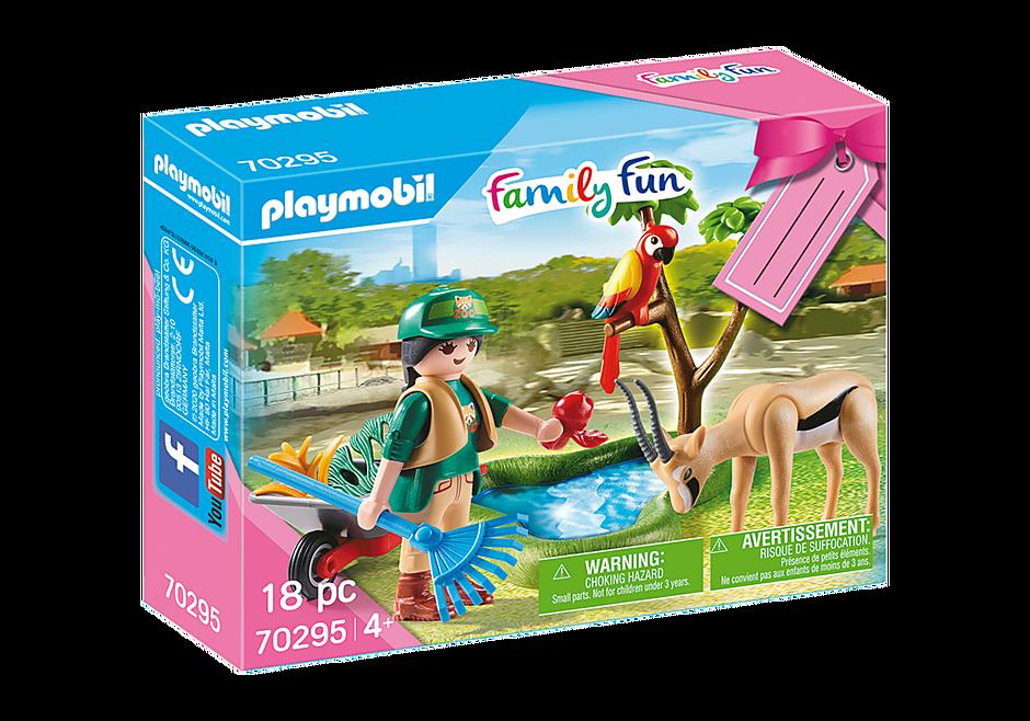 "Playmobil 70295 - Geschenkset ""Zoo"" - Box"