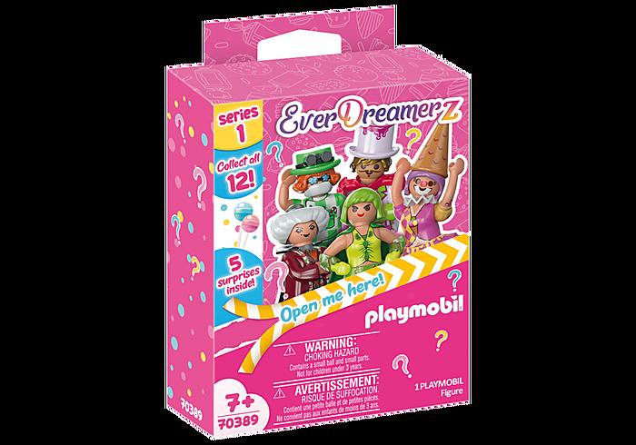 Playmobil 70389V8 - Mrs Bubble Gum - Box