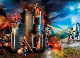 Playmobil - 70539 - Burnham Raiders Bastion