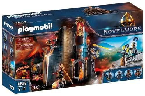 Playmobil 70539 - Burnham Raiders Bastion - Box