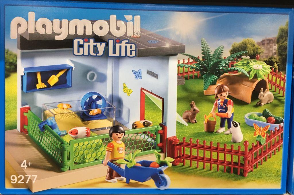 Playmobil 9277 - Small Animal Boarding - Box