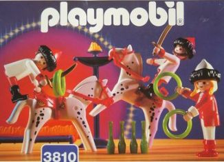 Playmobil - 3810 - Circus Riders