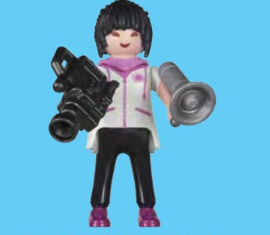 Playmobil - 30792624 - Film Director