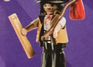 Playmobil - 70242v8 - Carpenter Wandering Worker